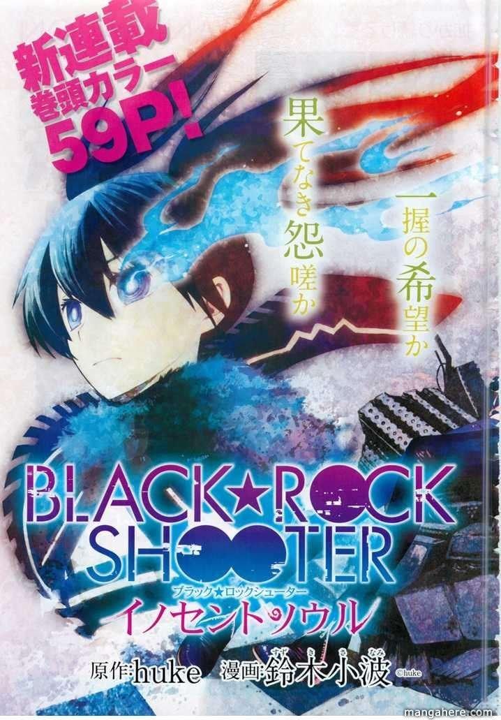 Black Rock Shooter - Innocent Soul 1 Page 1