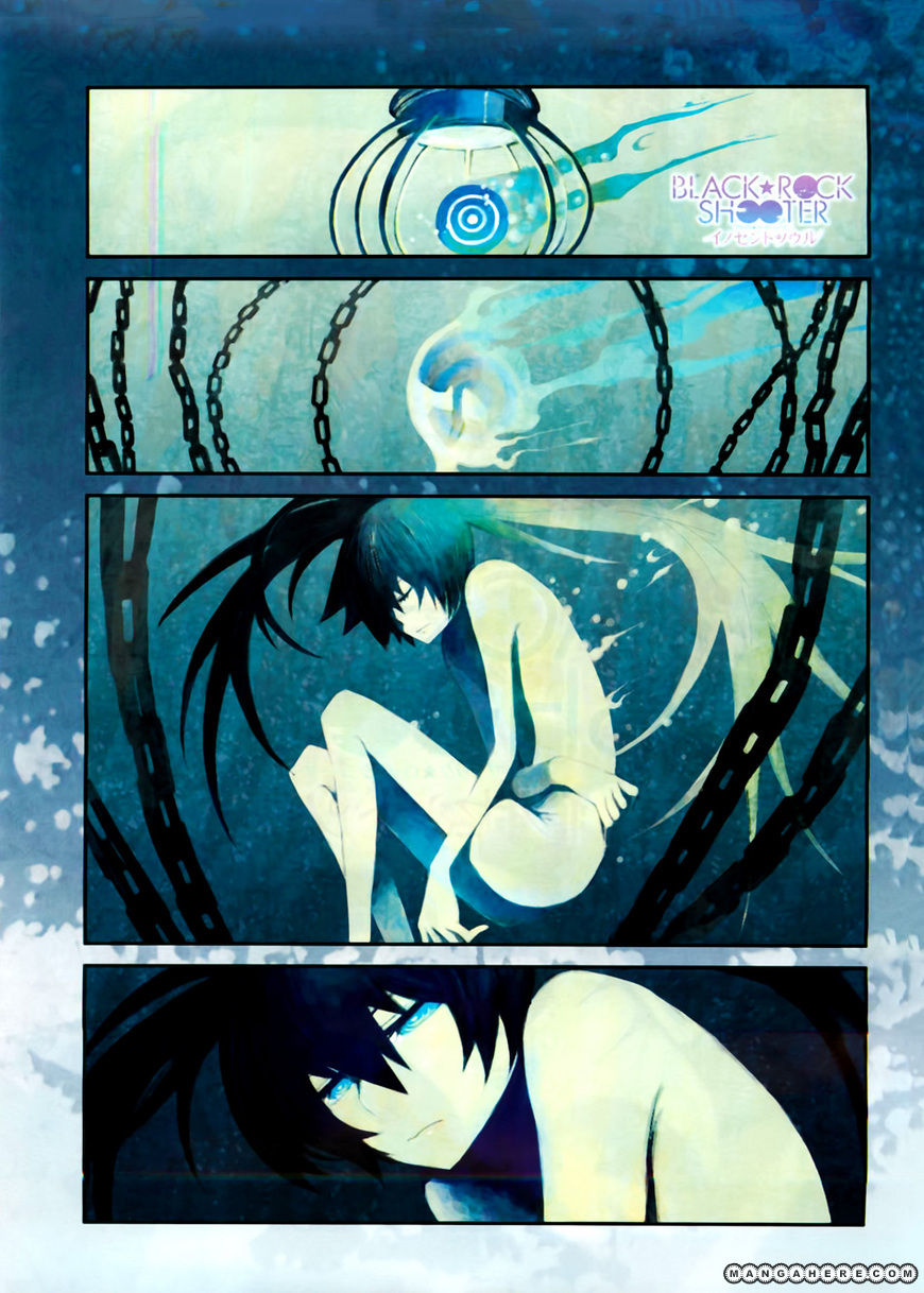 Black Rock Shooter - Innocent Soul 5 Page 3