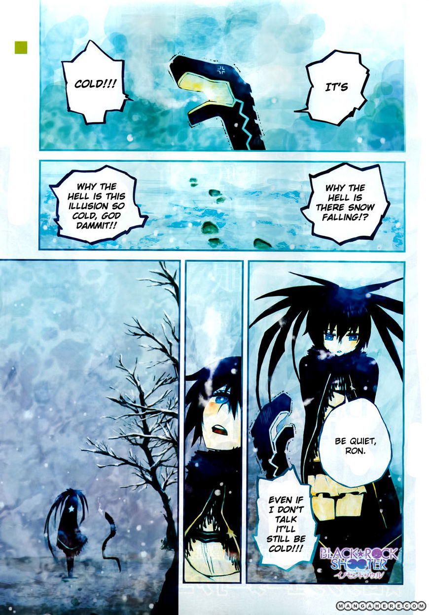 Black Rock Shooter - Innocent Soul 6 Page 2