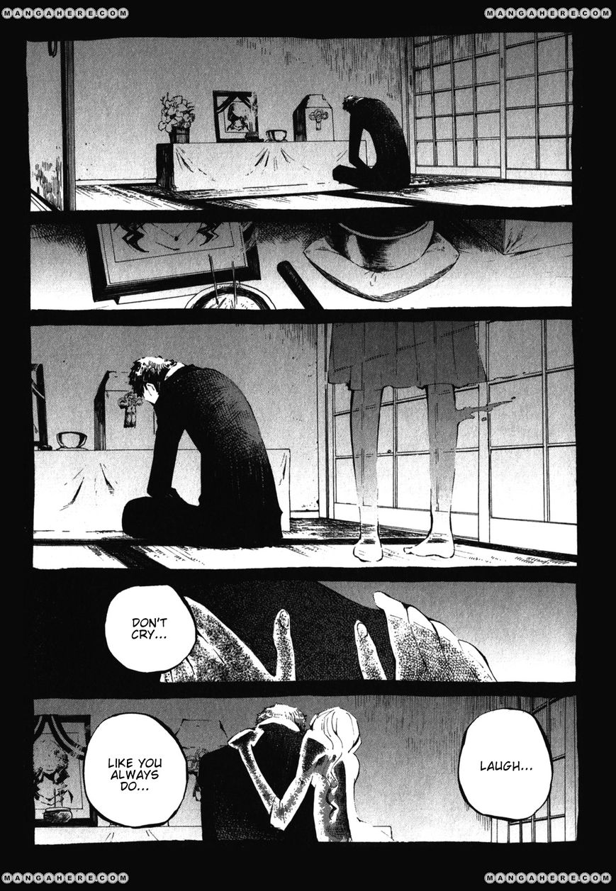 Black Rock Shooter - Innocent Soul 10 Page 1