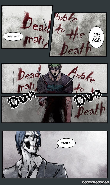 Wake Up Deadman 8 Page 2