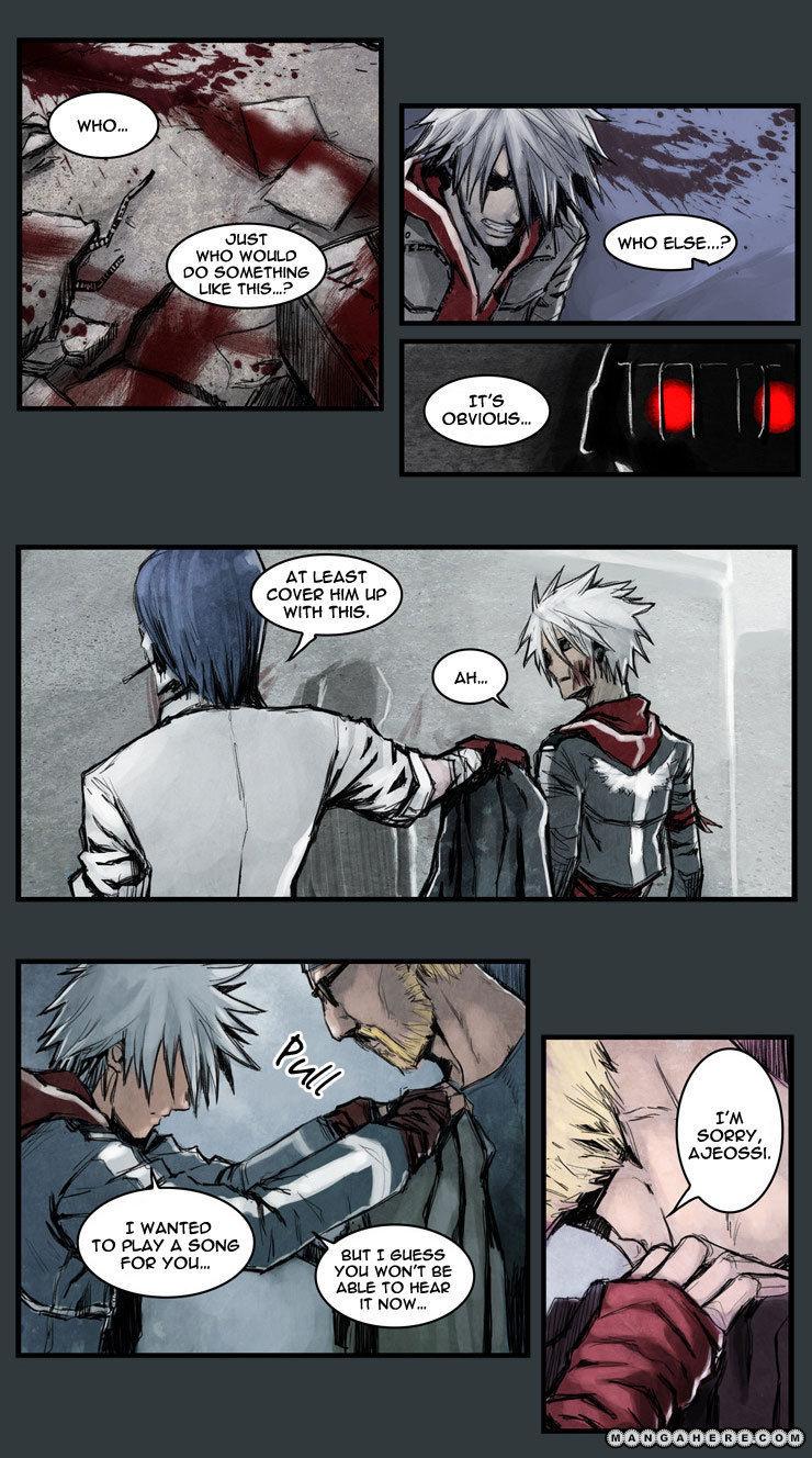 Wake Up Deadman 8 Page 3