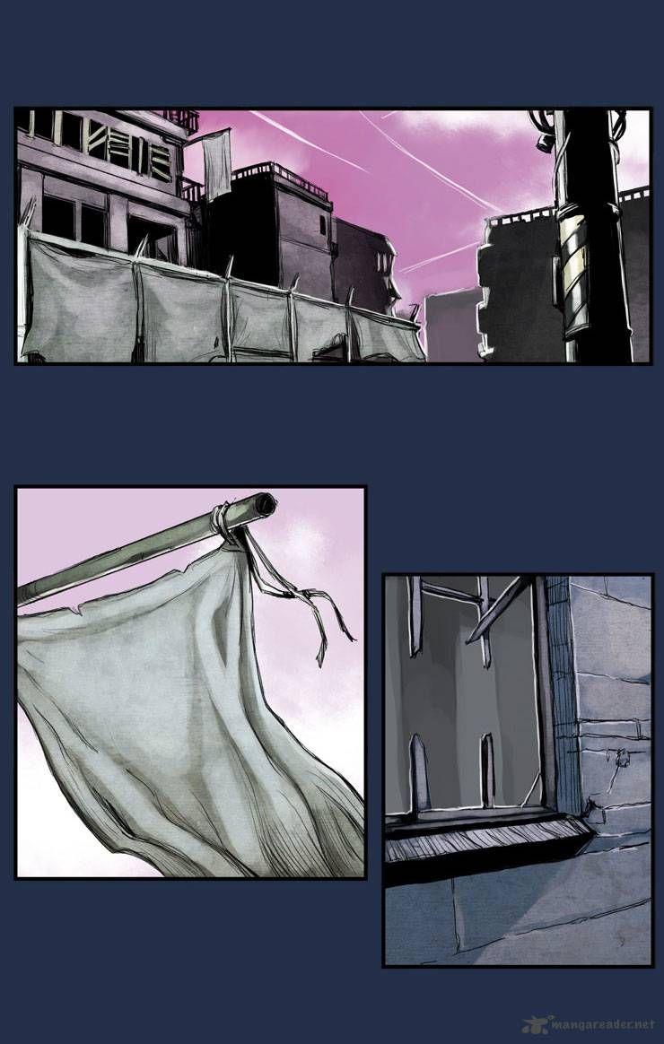 Wake Up Deadman 13 Page 1