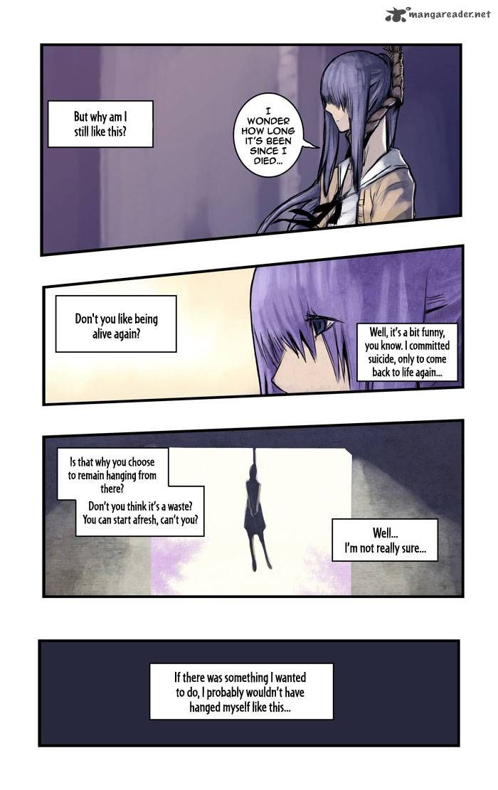 Wake Up Deadman 19 Page 3