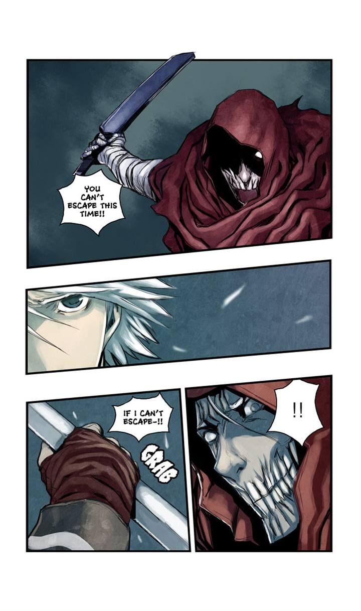 Wake Up Deadman 23 Page 1