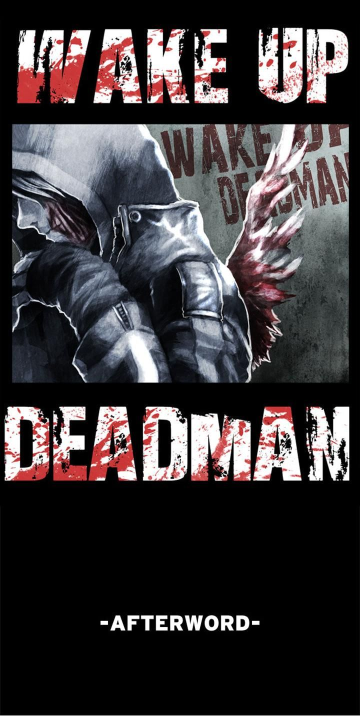 Wake Up Deadman 27 Page 1