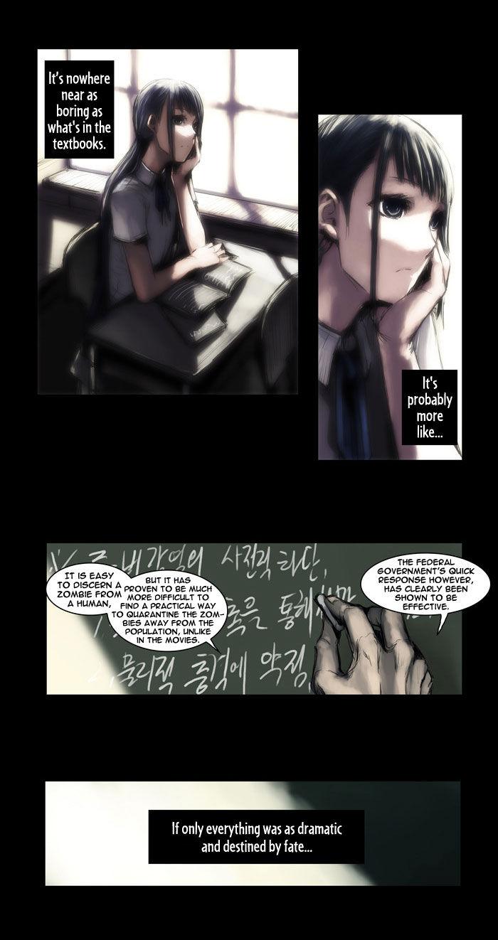 Wake Up Deadman 33 Page 3