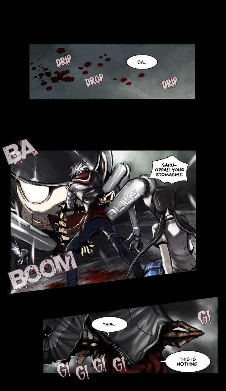 Wake Up Deadman 35 Page 2