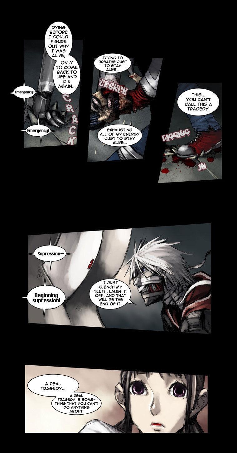 Wake Up Deadman 35 Page 3