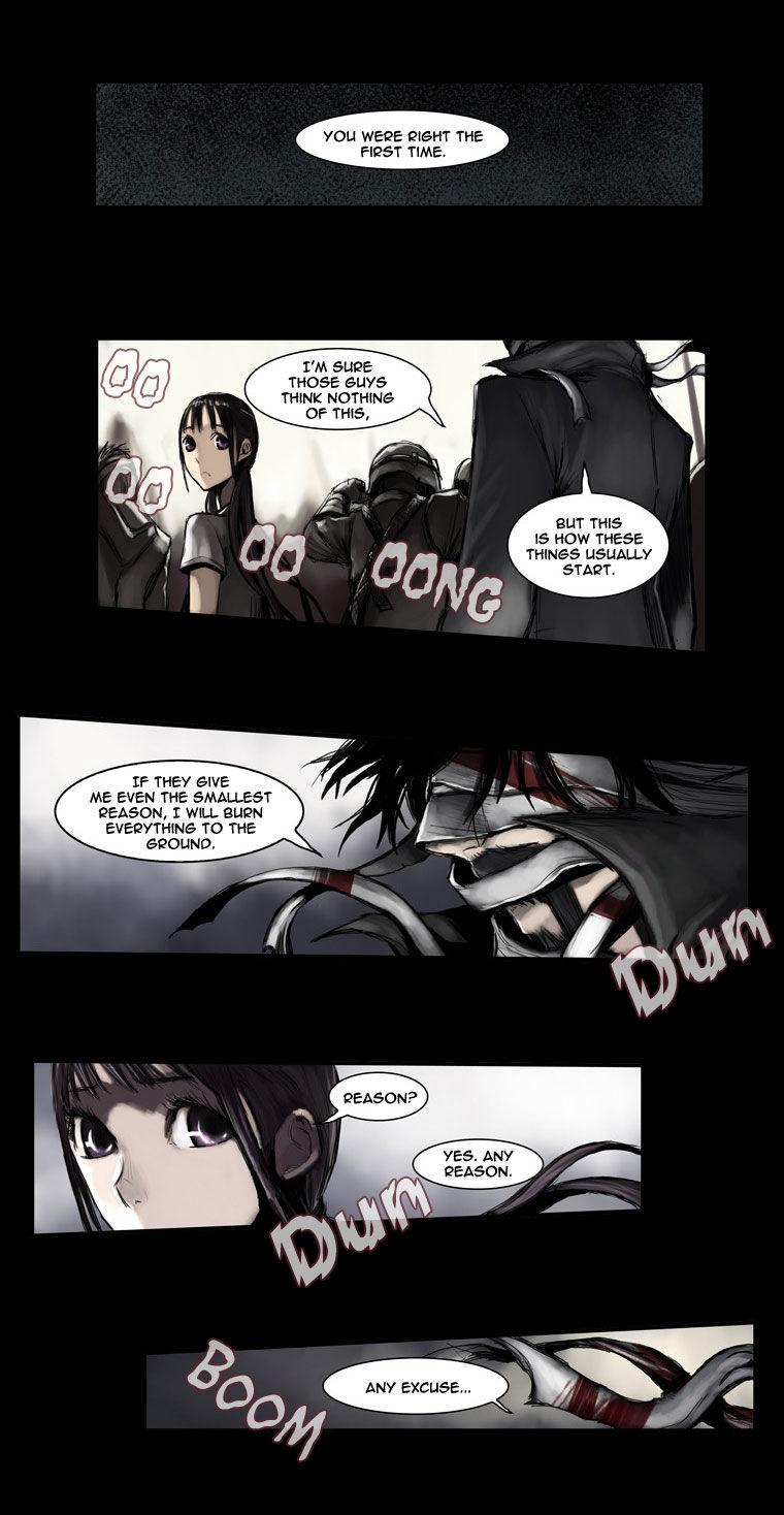 Wake Up Deadman 37 Page 2