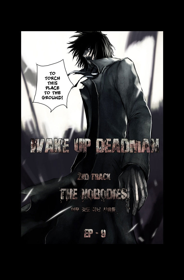 Wake Up Deadman 37 Page 3
