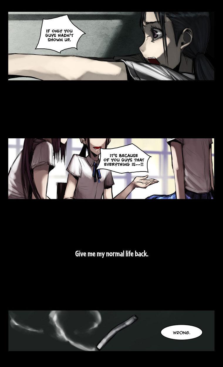 Wake Up Deadman 41 Page 3