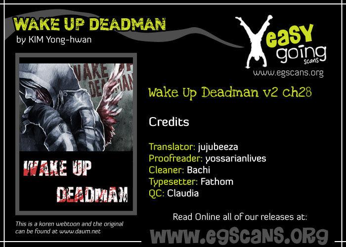 Wake Up Deadman 57 Page 1