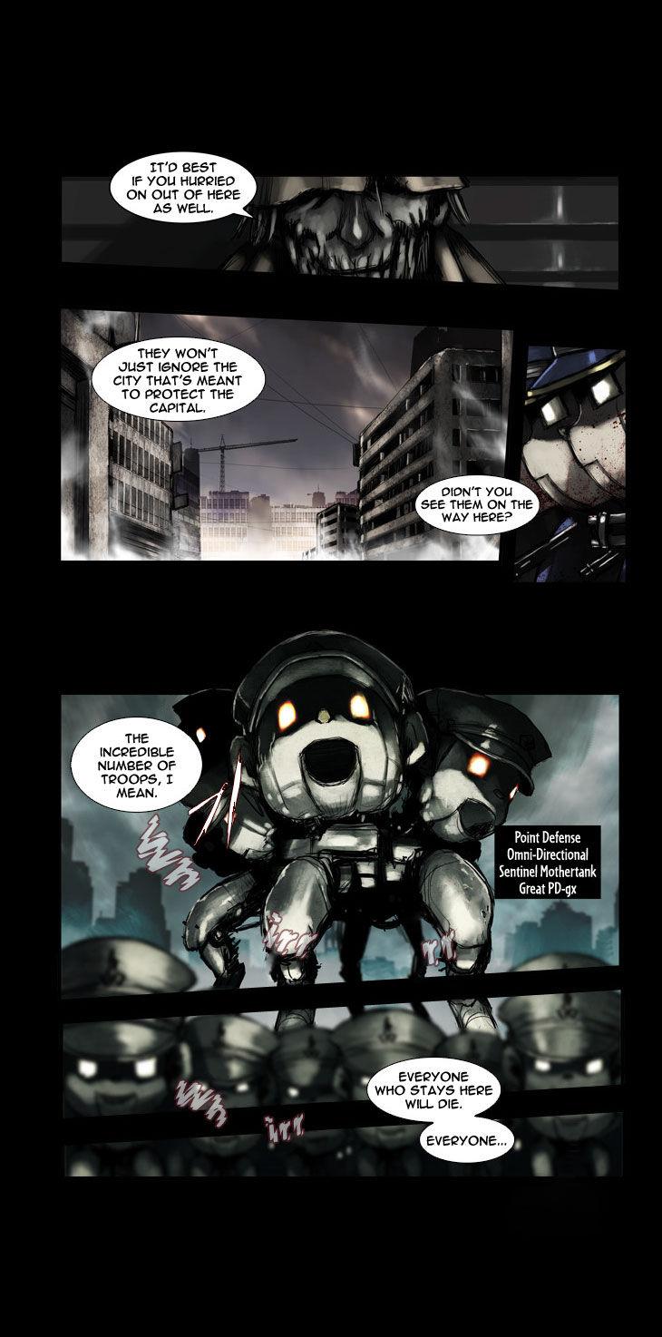 Wake Up Deadman 57 Page 3