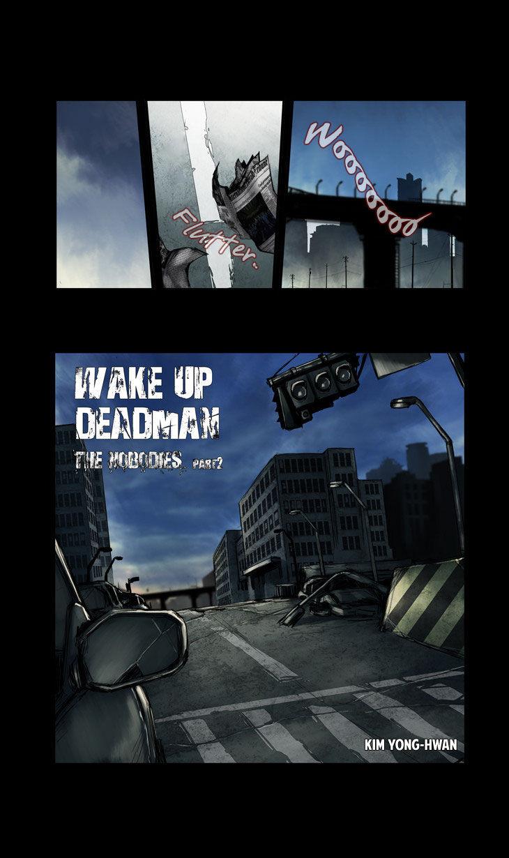 Wake Up Deadman 58 Page 2