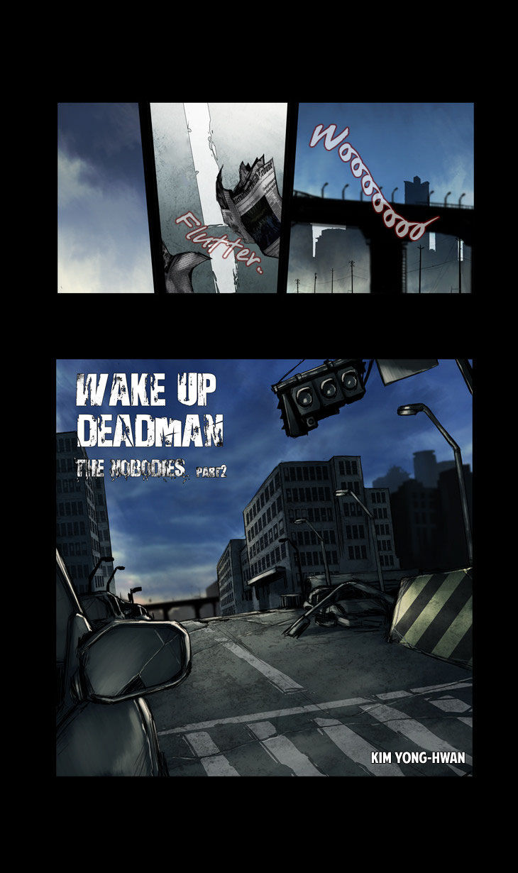 Wake Up Deadman 58 Page 2