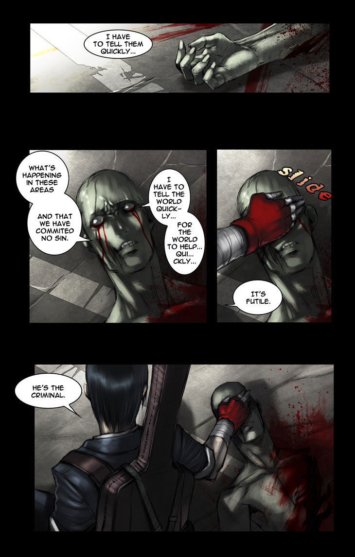 Wake Up Deadman 64 Page 2