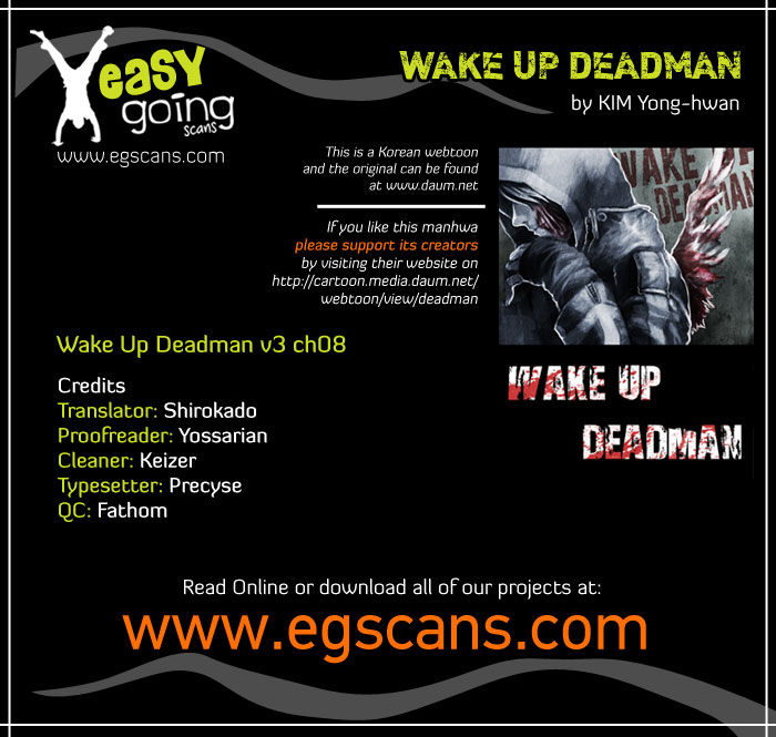 Wake Up Deadman 65 Page 1