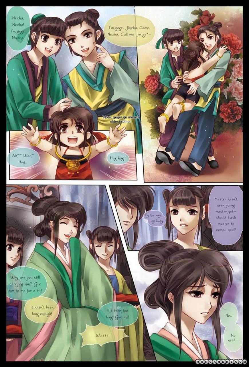 Tale Of Nezha 2 Page 4