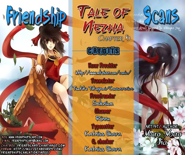 Tale Of Nezha 5 Page 1