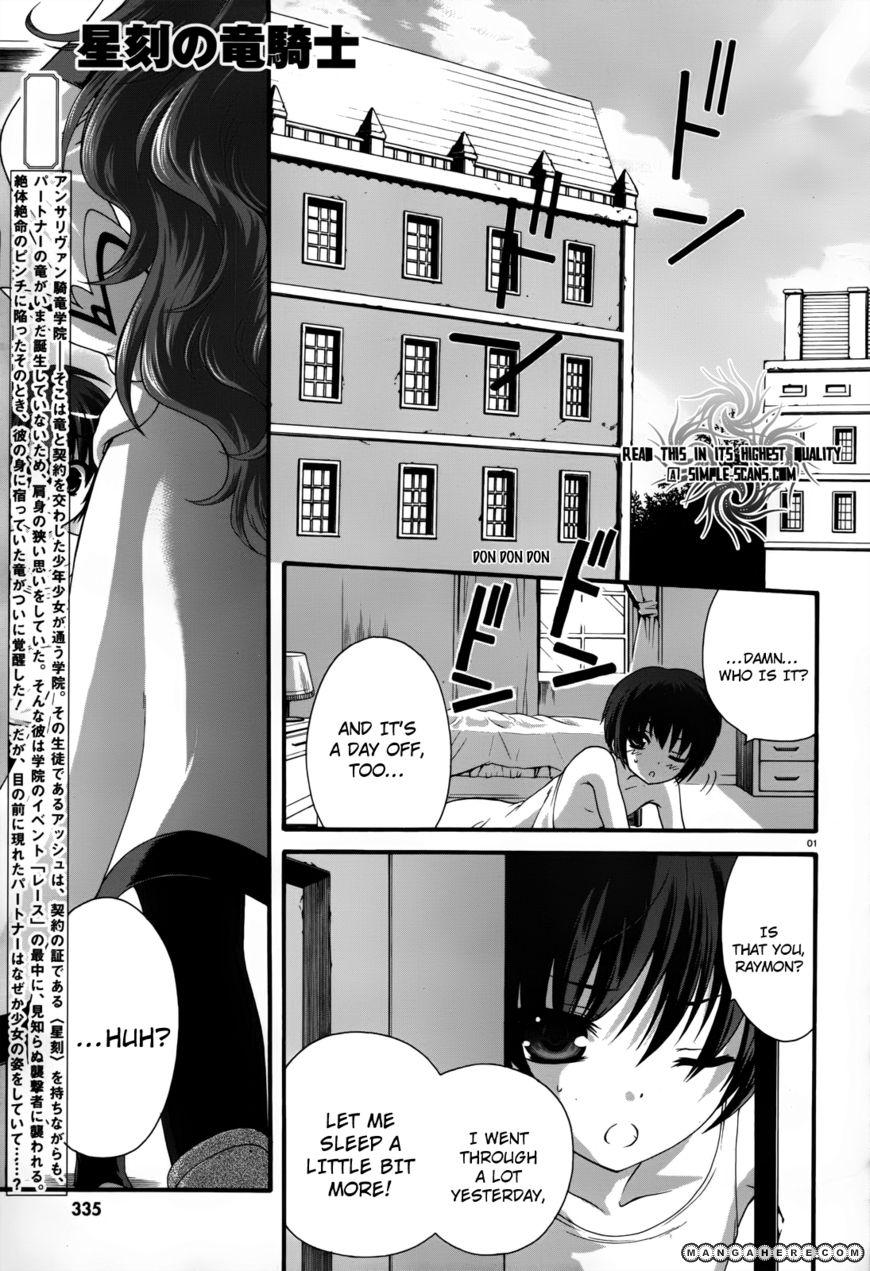 Seikoku No Ryuu Kishi 3 Page 1