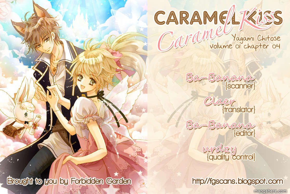 Caramel Kiss 4 Page 1