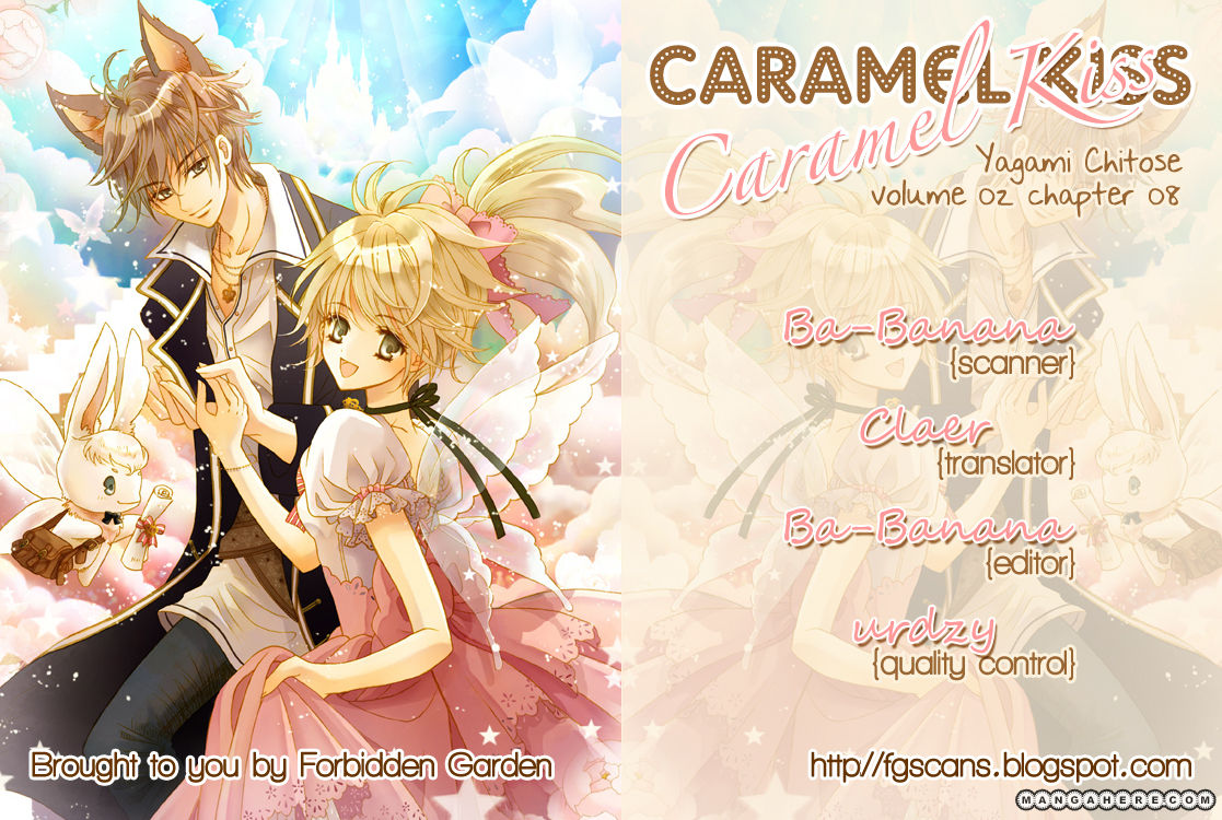 Caramel Kiss 8 Page 1