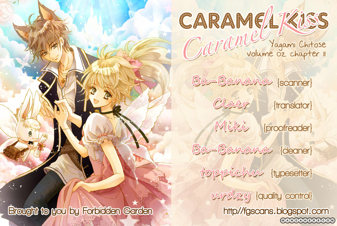 Caramel Kiss 11 Page 1