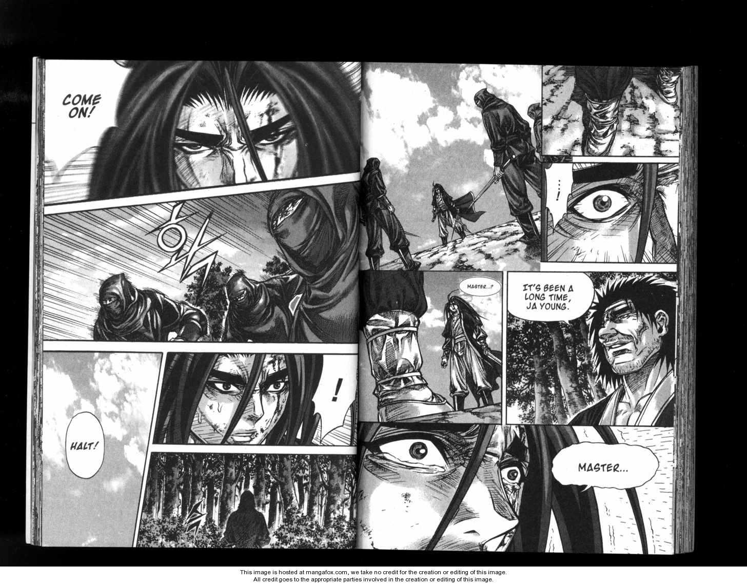 King of Hell 1.2 Page 1
