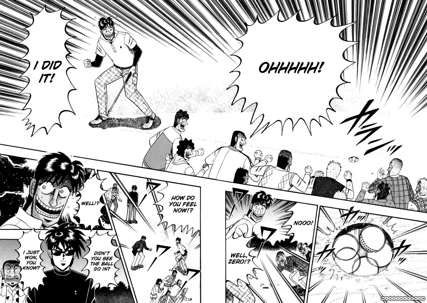 Tobaku Haouden Rei: Gyankihen 10 Page 2