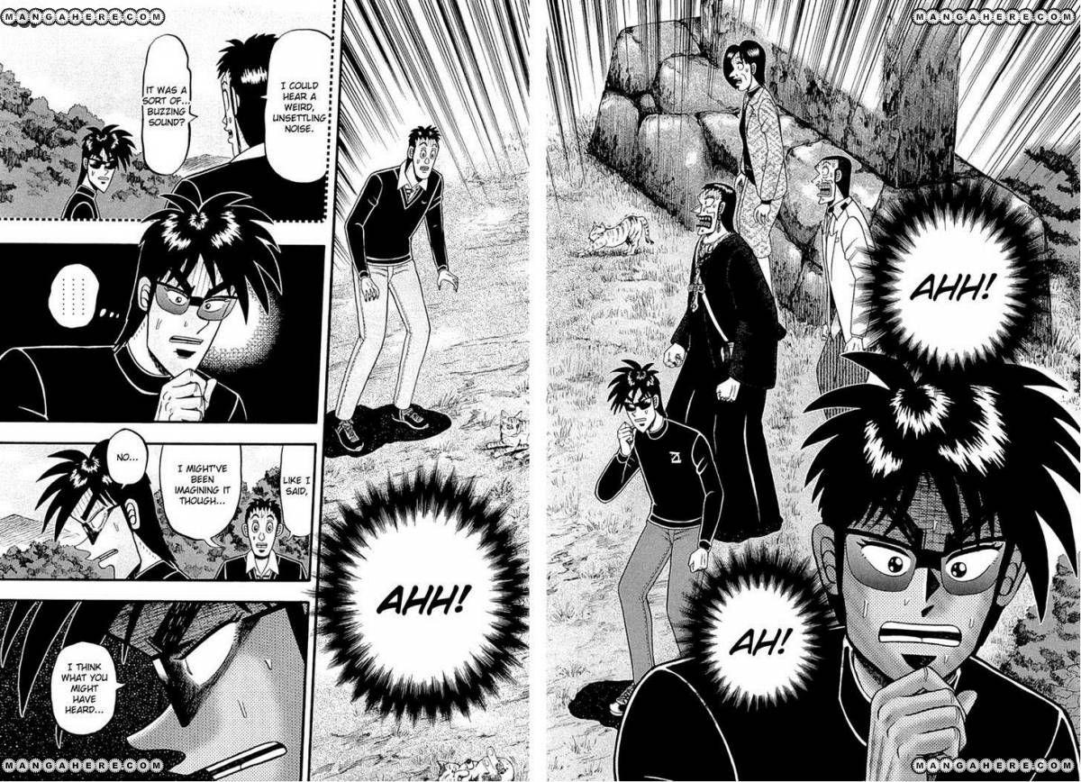 Tobaku Haouden Rei: Gyankihen 69 Page 2