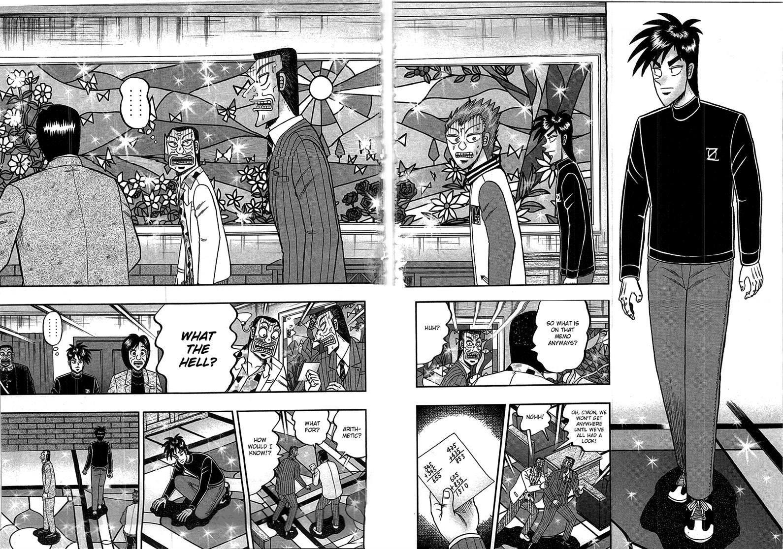 Tobaku Haouden Rei: Gyankihen 82 Page 2