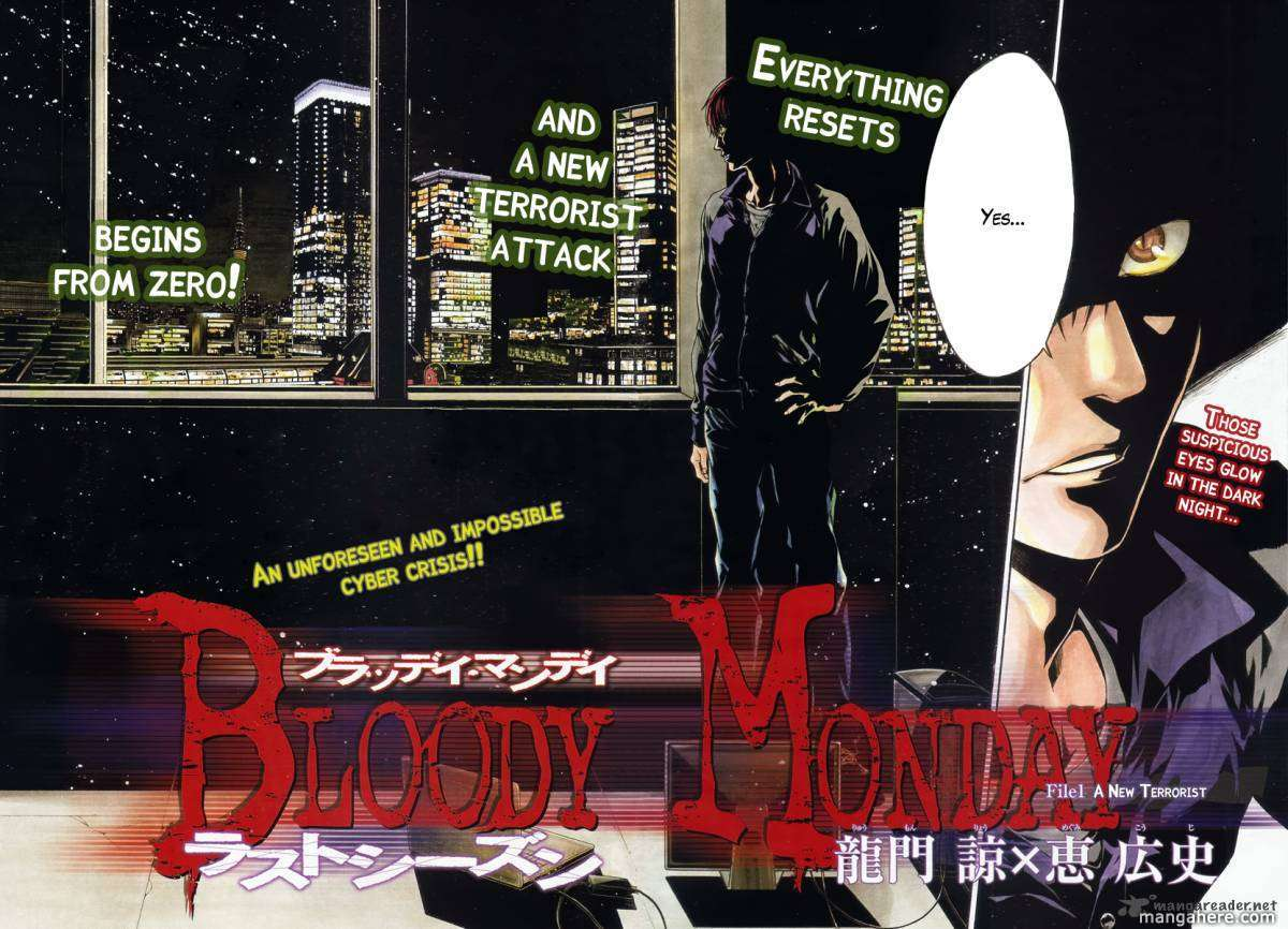 Bloody Monday Last Season 1 Page 2