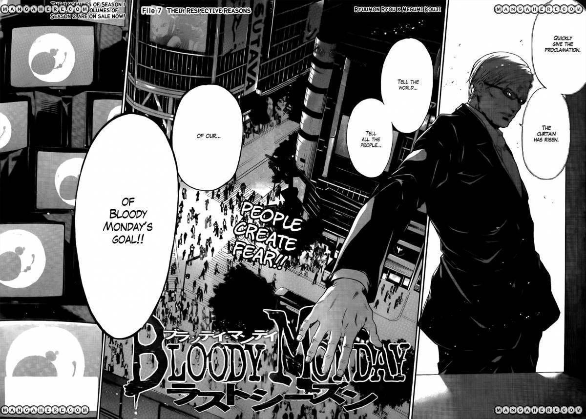 Bloody Monday Last Season 7 Page 2