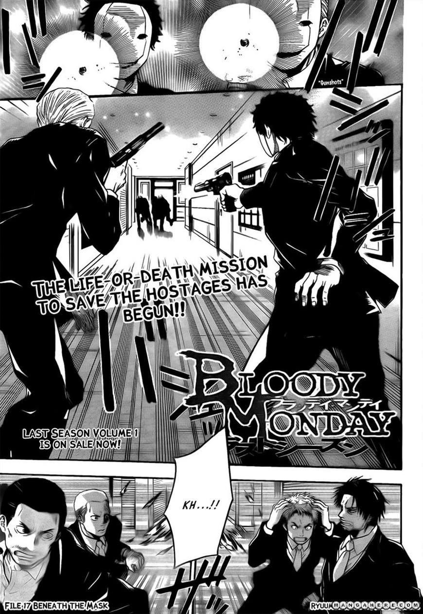 Bloody Monday Last Season 17 Page 1