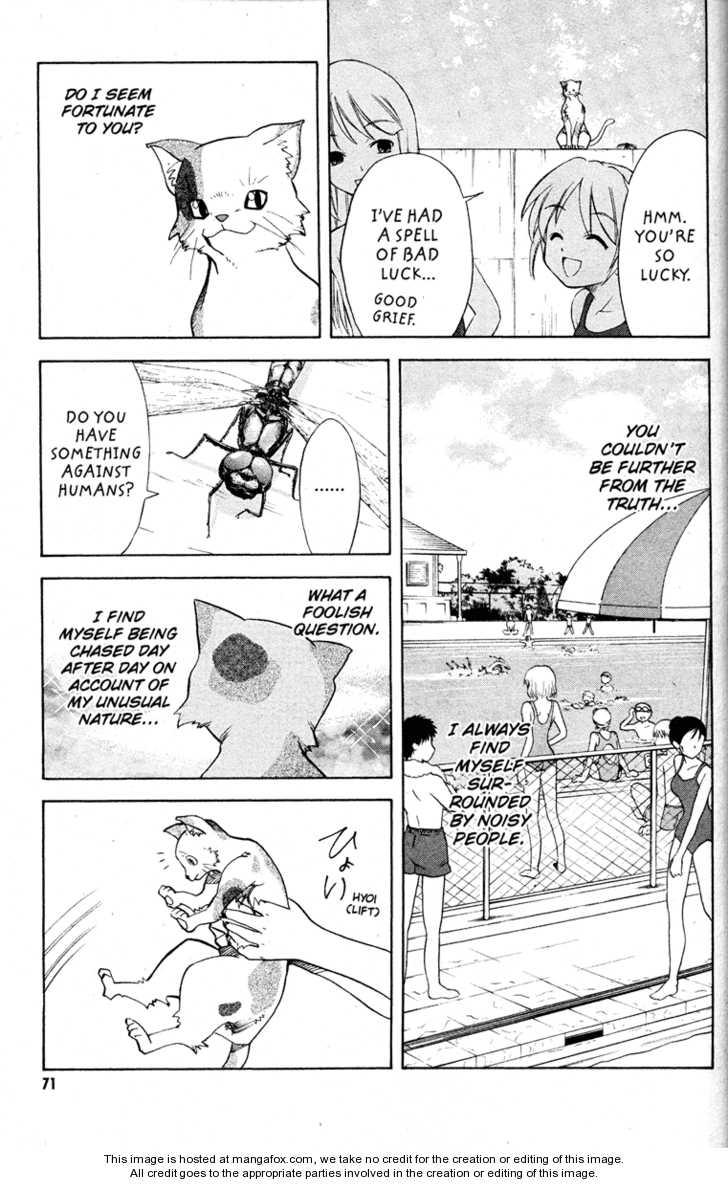 The Melancholy of Haruhi Suzumiya 22 Page 3