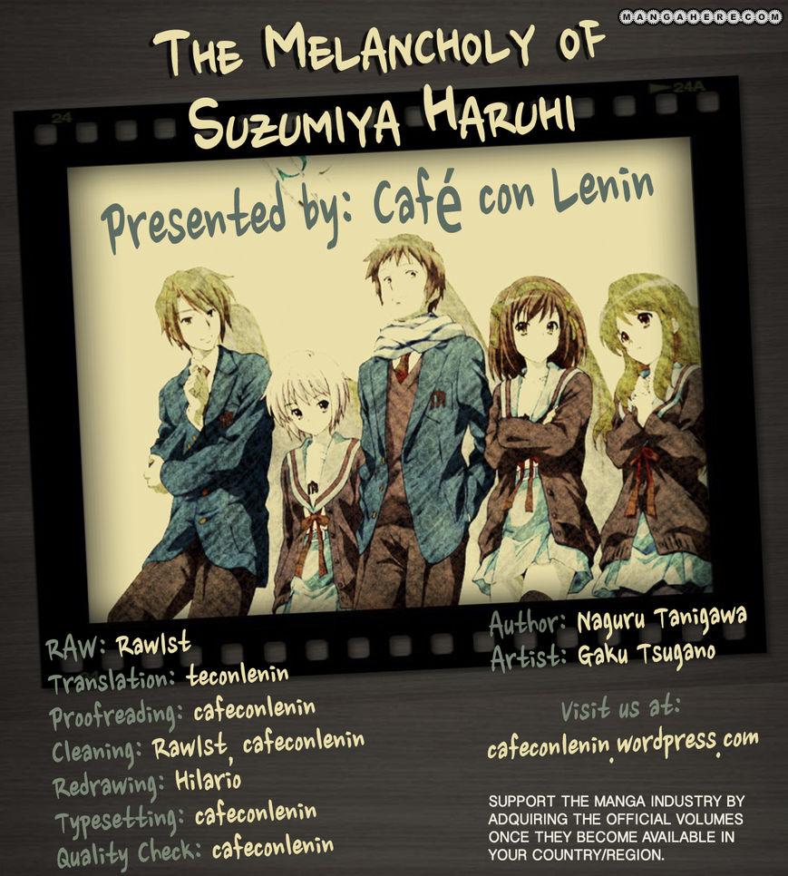 The Melancholy of Haruhi Suzumiya 75 Page 2
