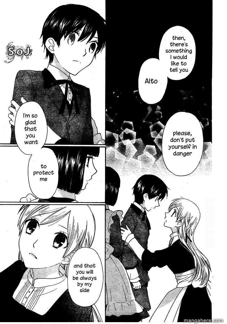 Liselotte to Majo no Mori 3.2 Page 1