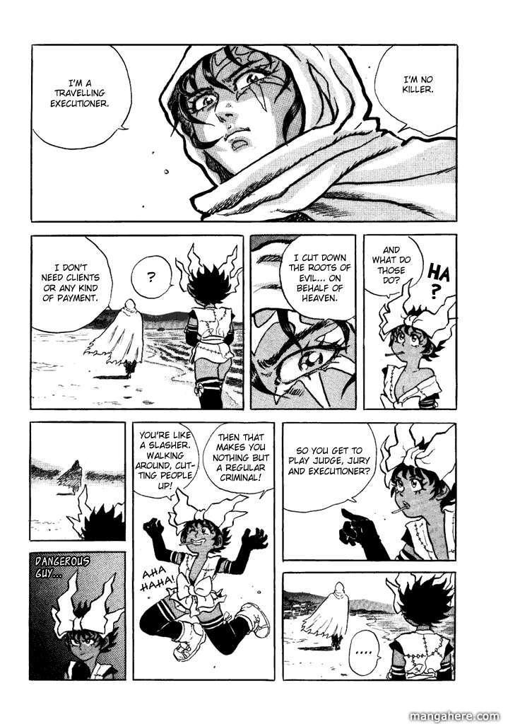 Akki Goyou Garan 3 Page 3