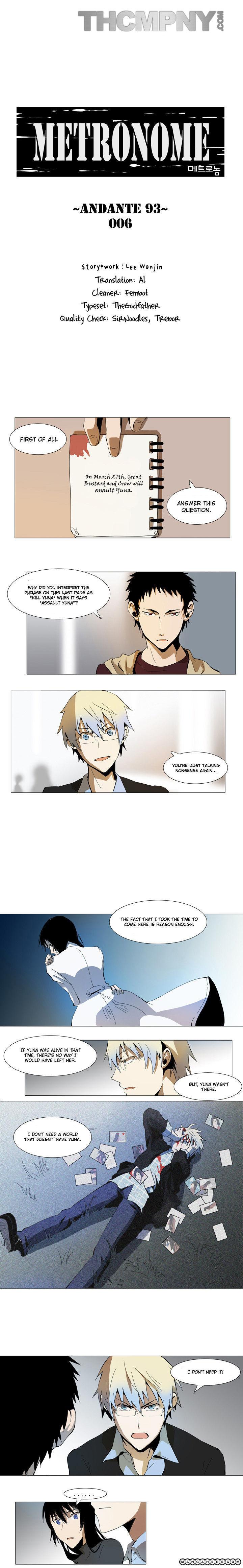 Metronome 13 Page 1