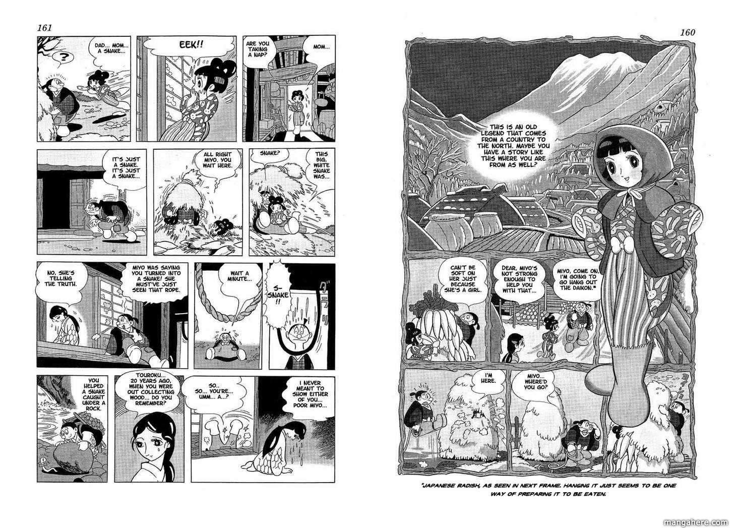 Tonkaradani Monogatari 9 Page 1