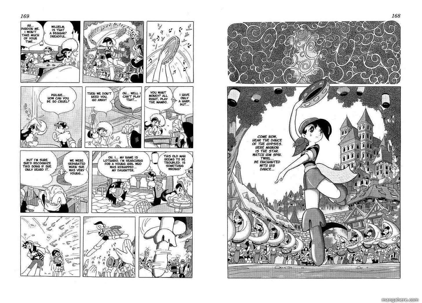 Tonkaradani Monogatari 10 Page 1
