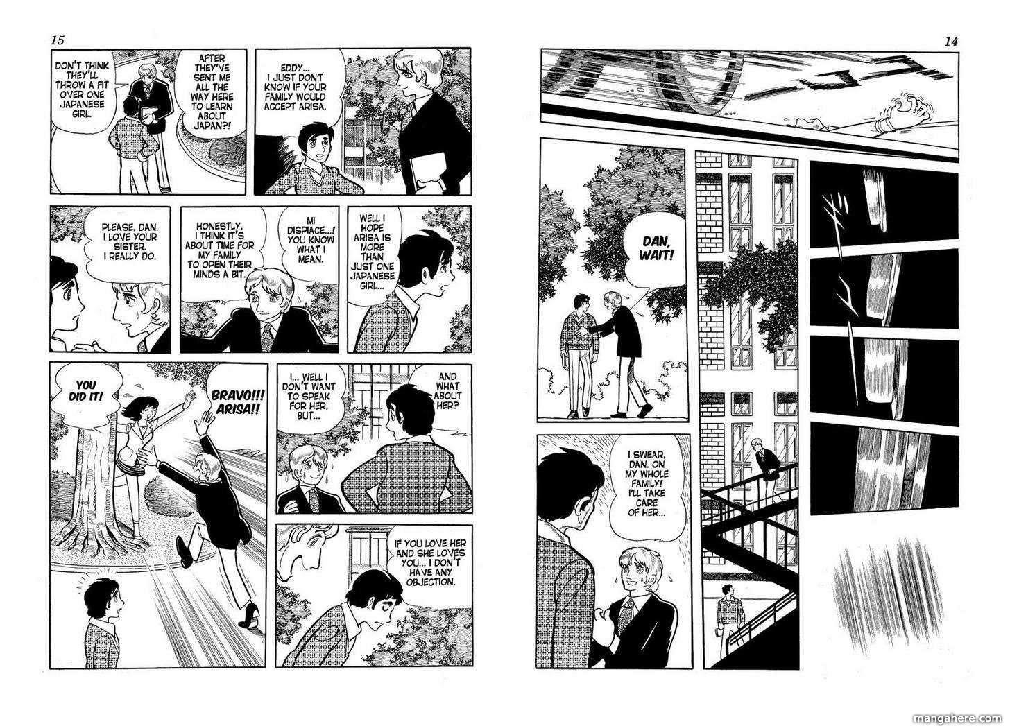 Tetsu No Senritsu 0 Page 2
