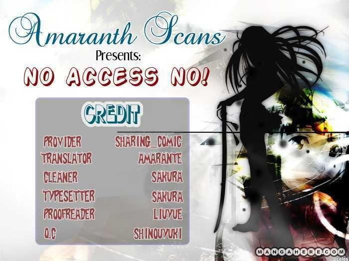 No Access No! 1 Page 3