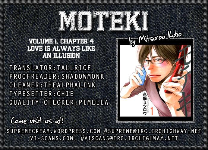 Moteki 4 Page 1