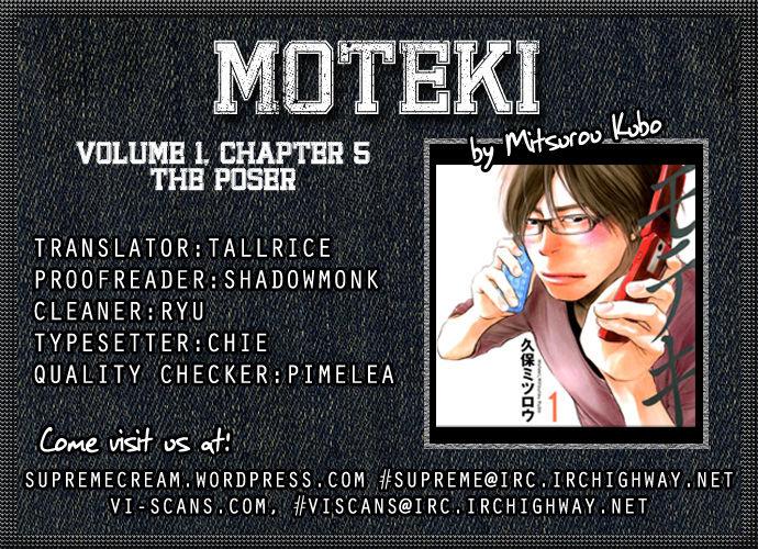 Moteki 5 Page 1