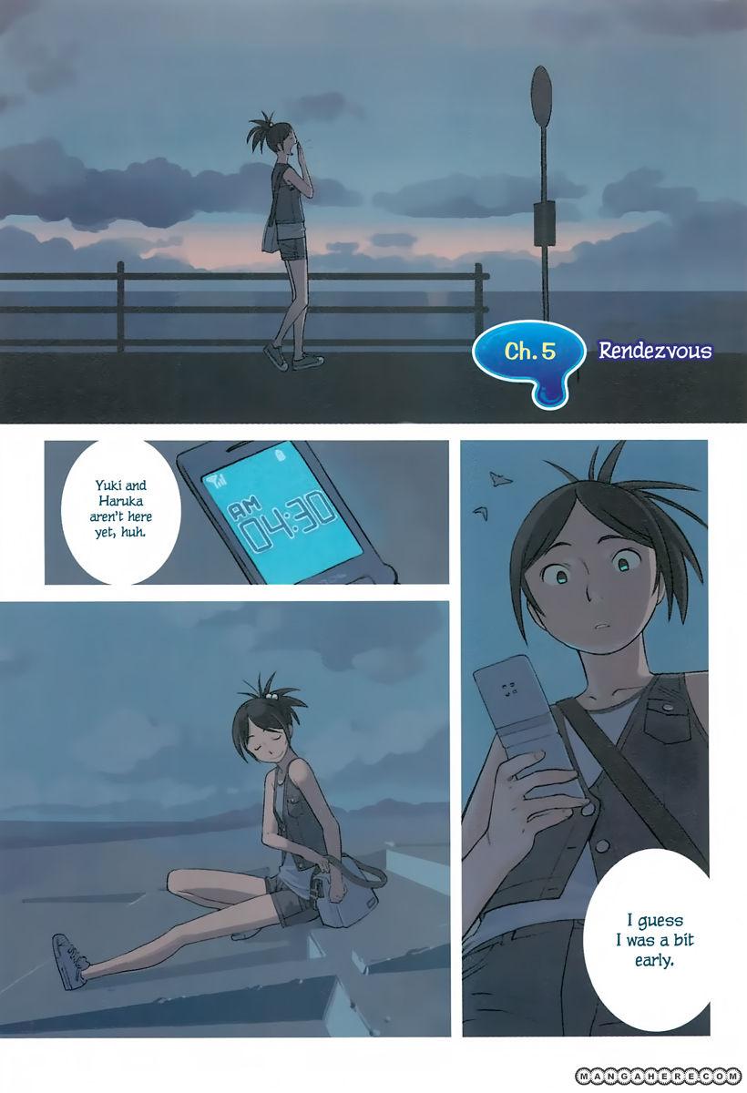 Yuru Yuru 5 Page 1