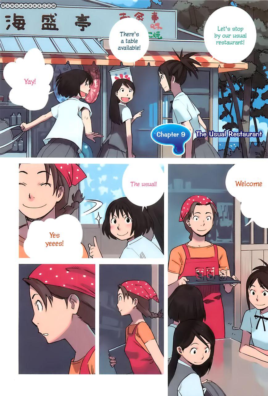 Yuru Yuru 9 Page 1