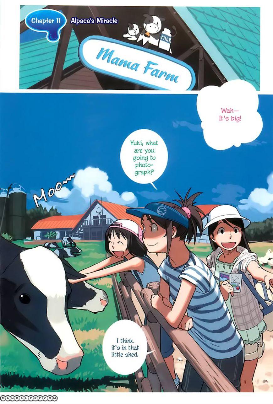 Yuru Yuru 12 Page 1