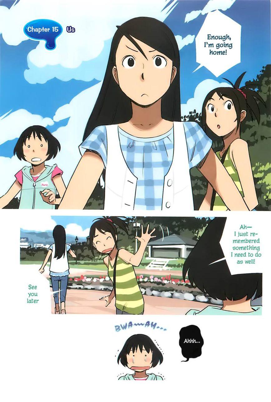 Yuru Yuru 15 Page 1